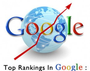 Top-ranking-in-Google