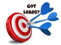 Leads-bullseye