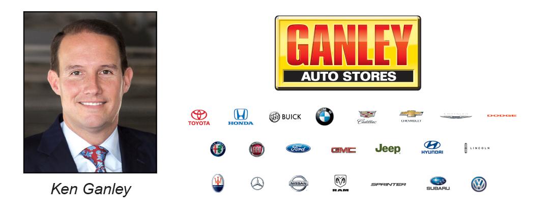 Ken Ganley - Ganley Auto Stores